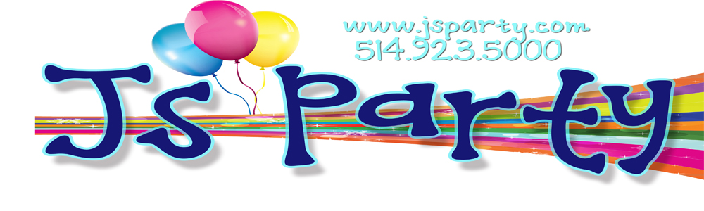 JS PARTY  – Children's birthday party entertainment Montreal, Laval and surrounding areas